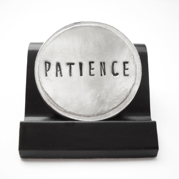 Patience Courage Coin