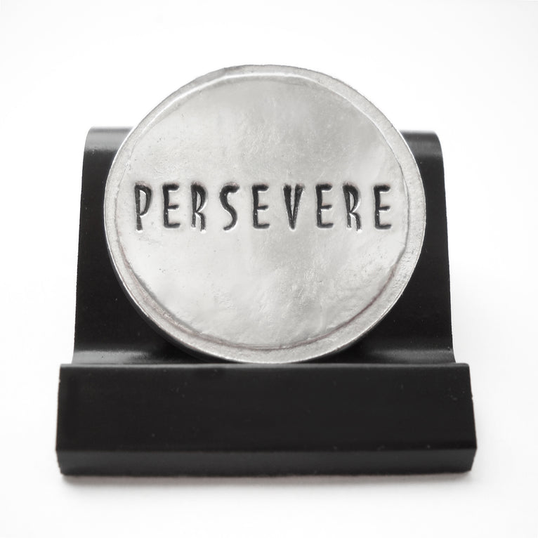 Persevere Courage Coin