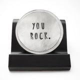 You Rock Courage Coin
