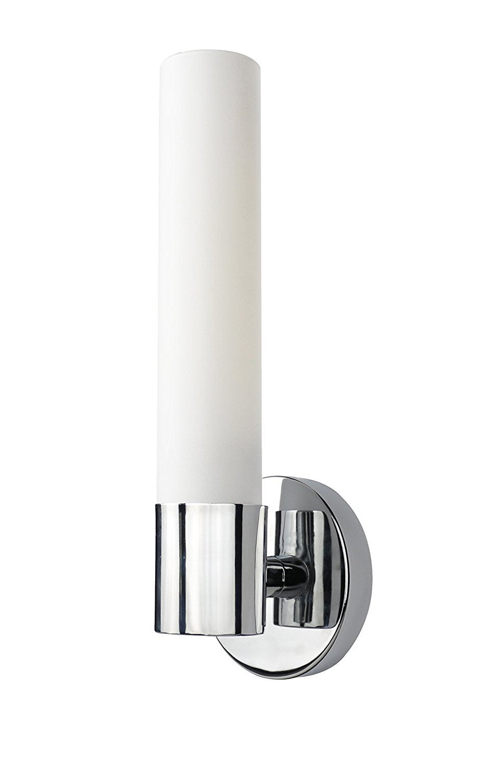 Enzo one light wall sconce lamp with frosted glass shade 2 enzo one light wall sconce lamp with frosted glass shade 2 finishes hardwired keyboard keysfo Images