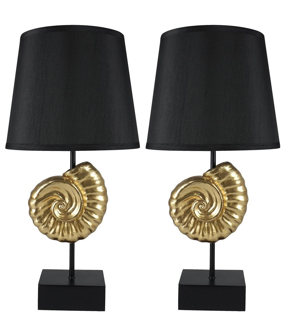 Set of 2 Nautilus Table Lamps