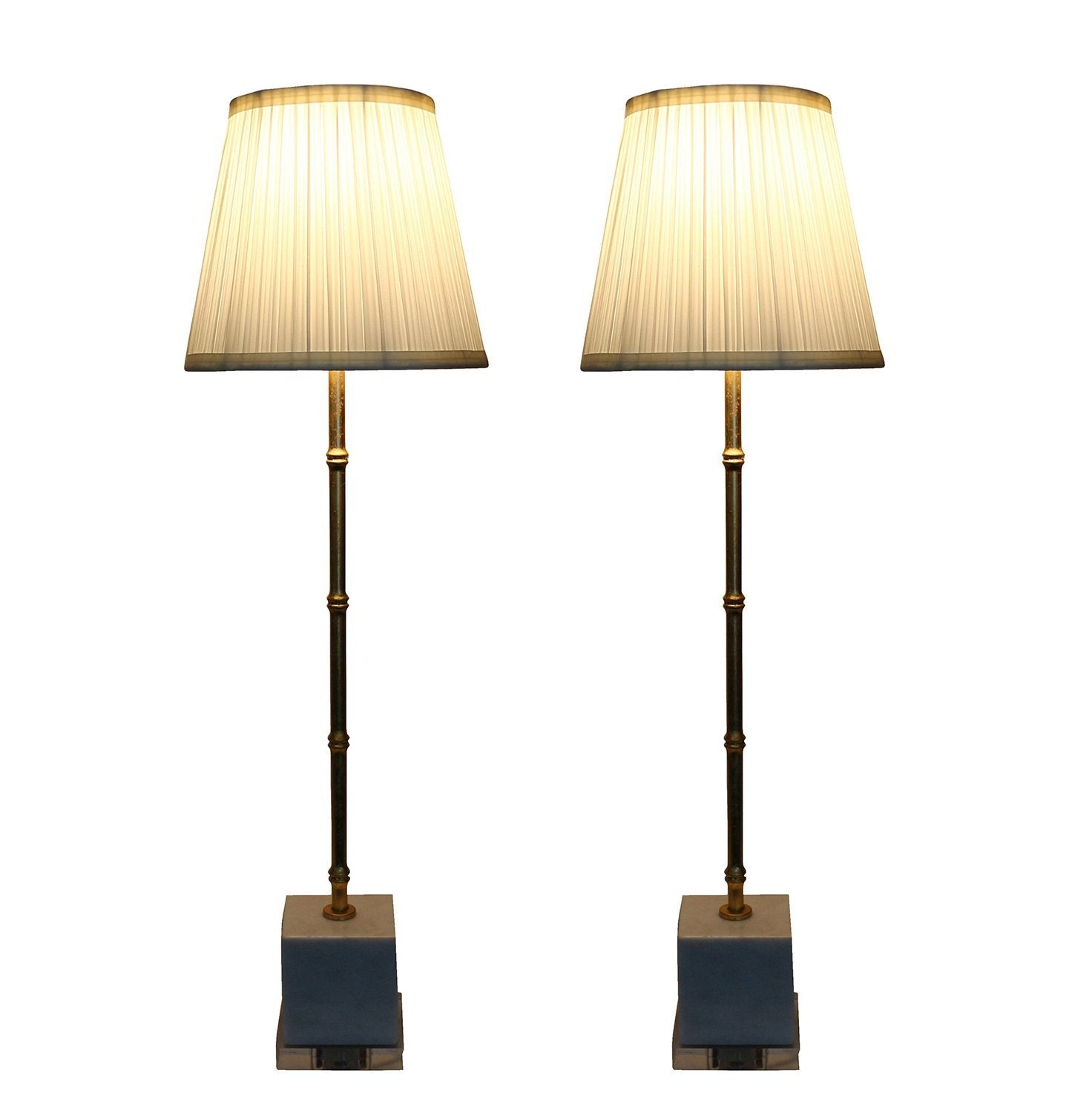 Set of 2 Serrino Buffet Lamps