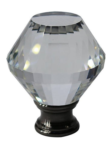 Crystal Catherine Lamp Finial