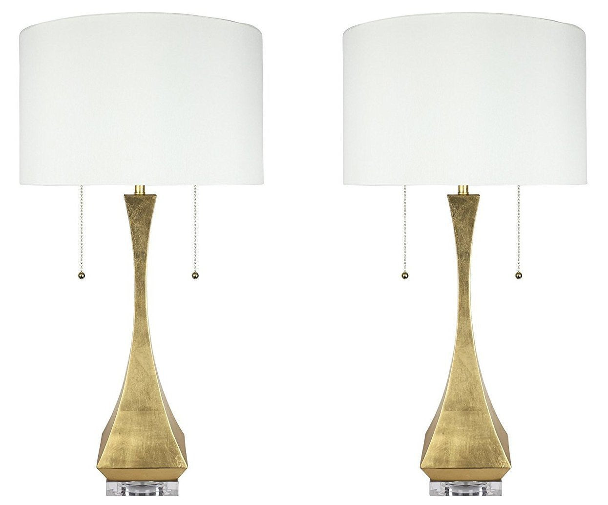 Set of 2 messina table lamps urbanest set of 2 messina table lamps aloadofball Gallery