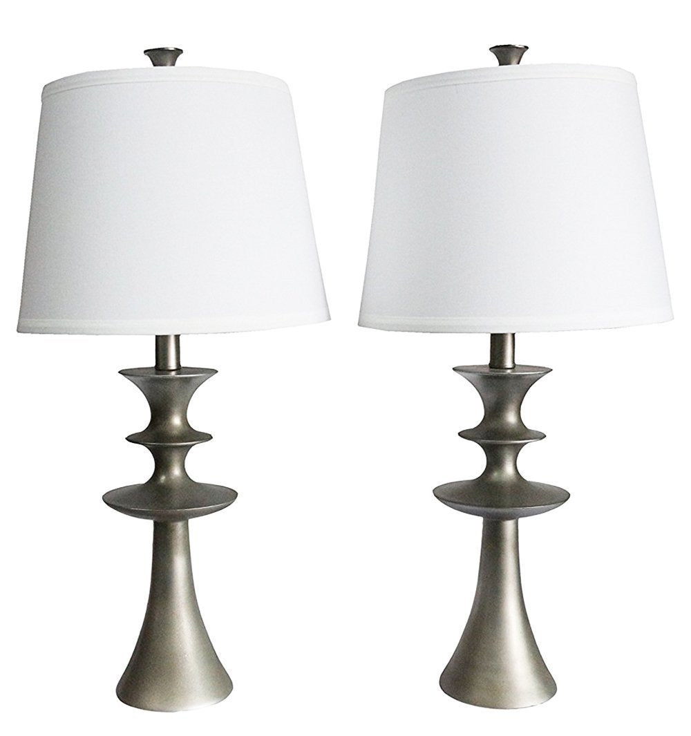 Netto Table Lamps Set of 2 - 4 Finishes