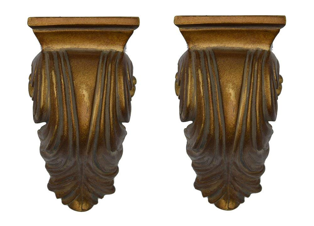 Cameau Drapery Sconce, 2-inch Diameter