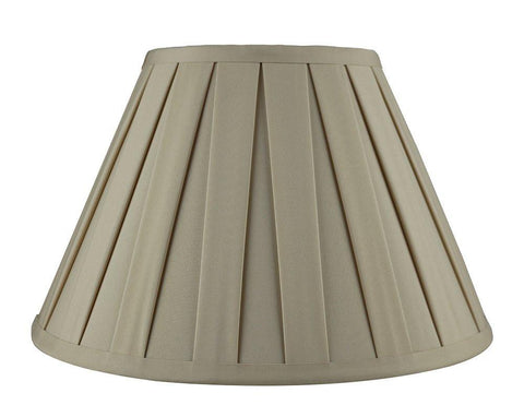 Softback Empire 12-inch Faux Silk Lamp Shade - 3 Colors