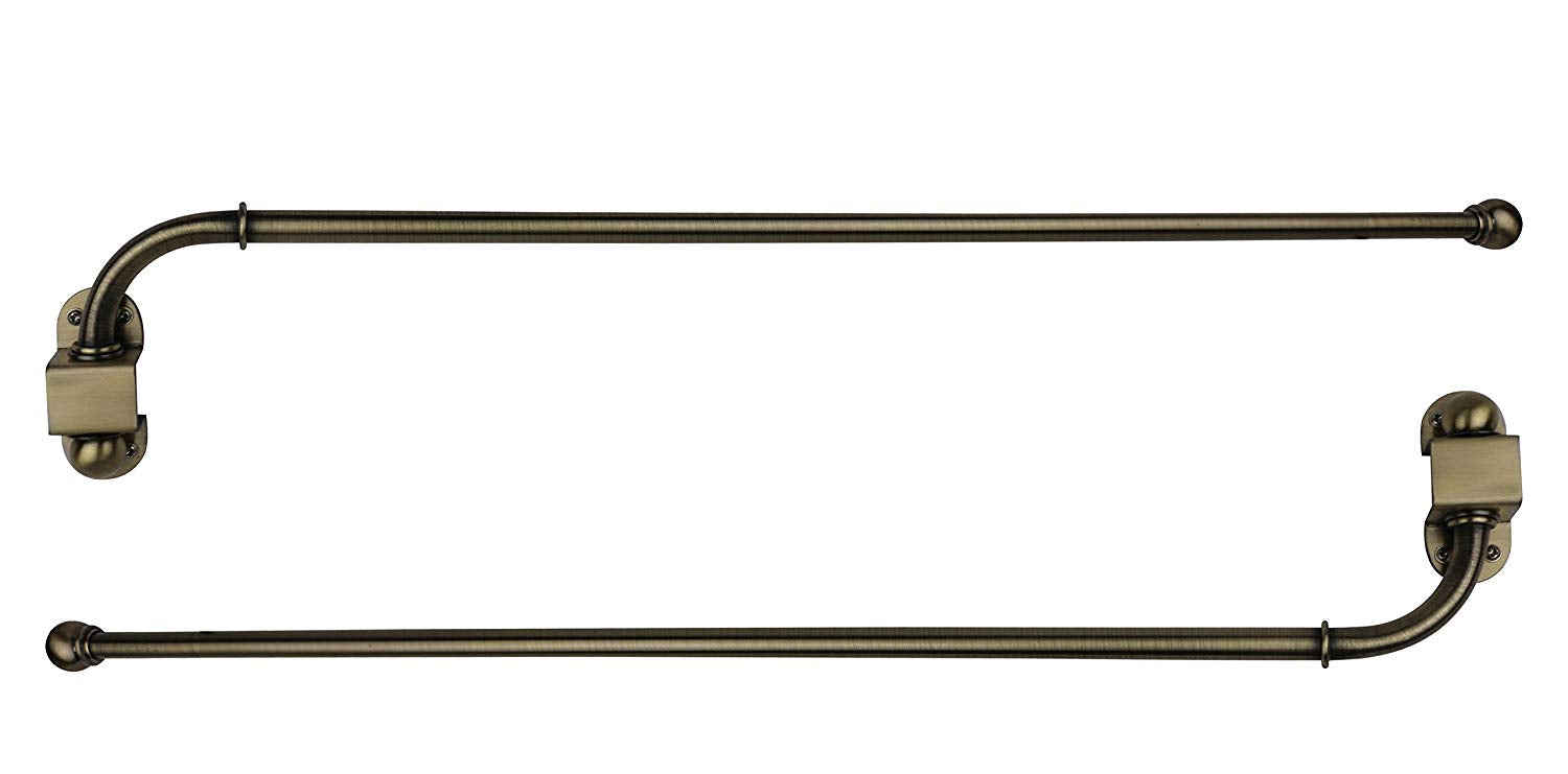 Swing Arm Rod, 1/2-inch Diameter, 24-inch to 38-inch
