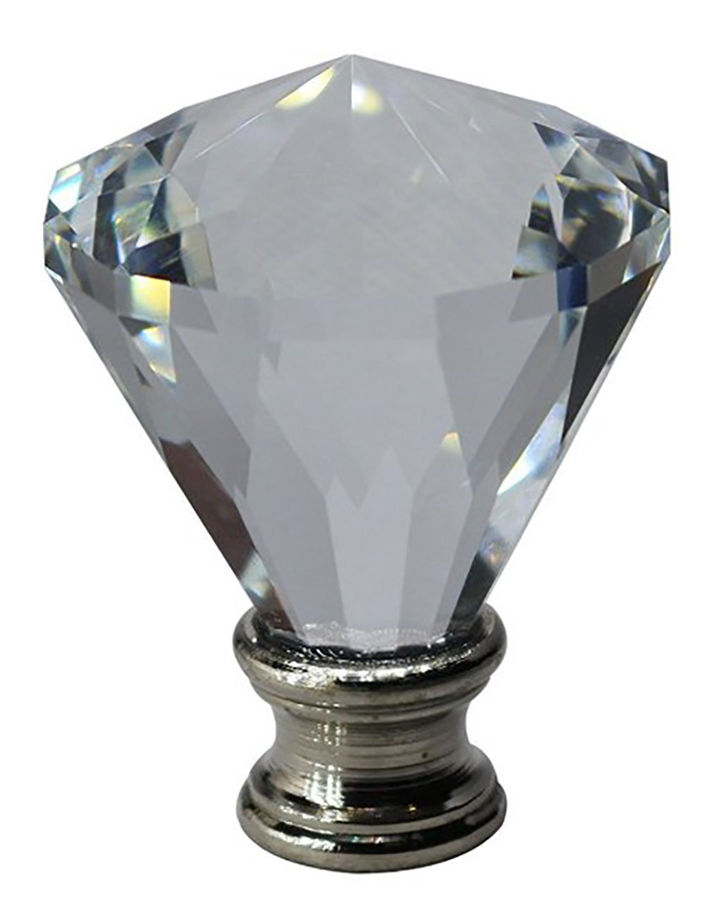 Crystal Belle Lamp Finial