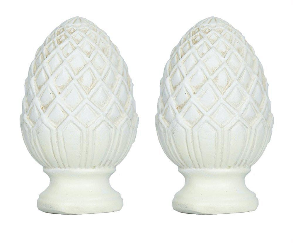 Pineapple Lamp Finial 2 Inch Tall Urbanest
