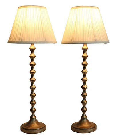 Hastings Table Lamps with Shades Set of 2