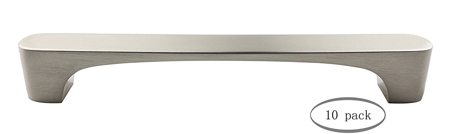 Arco Cabinet Hardware Pulls, 5 1/8-inch Hole Center