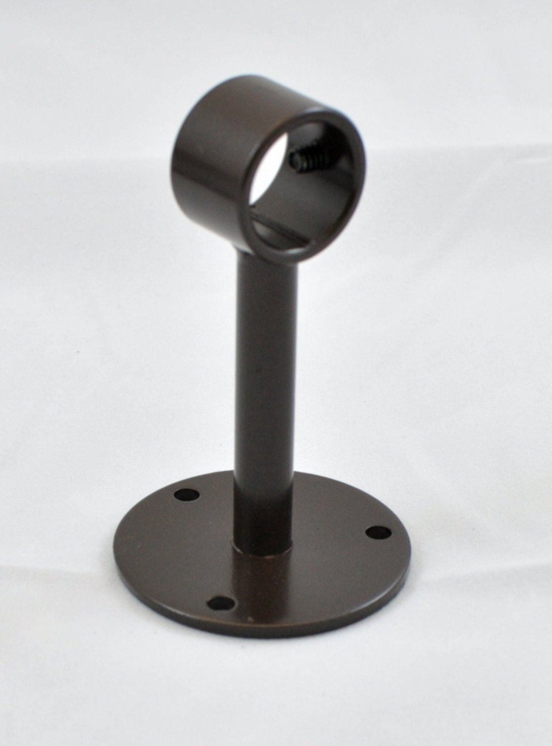 "Ceiling Bracket for 3/4"" and 5/8"" Curtain Rods - 5 Finishes"
