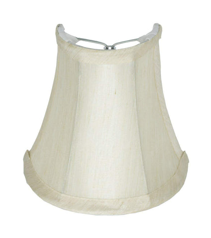 5-inch Clip-on Wall Sconce Half Shade