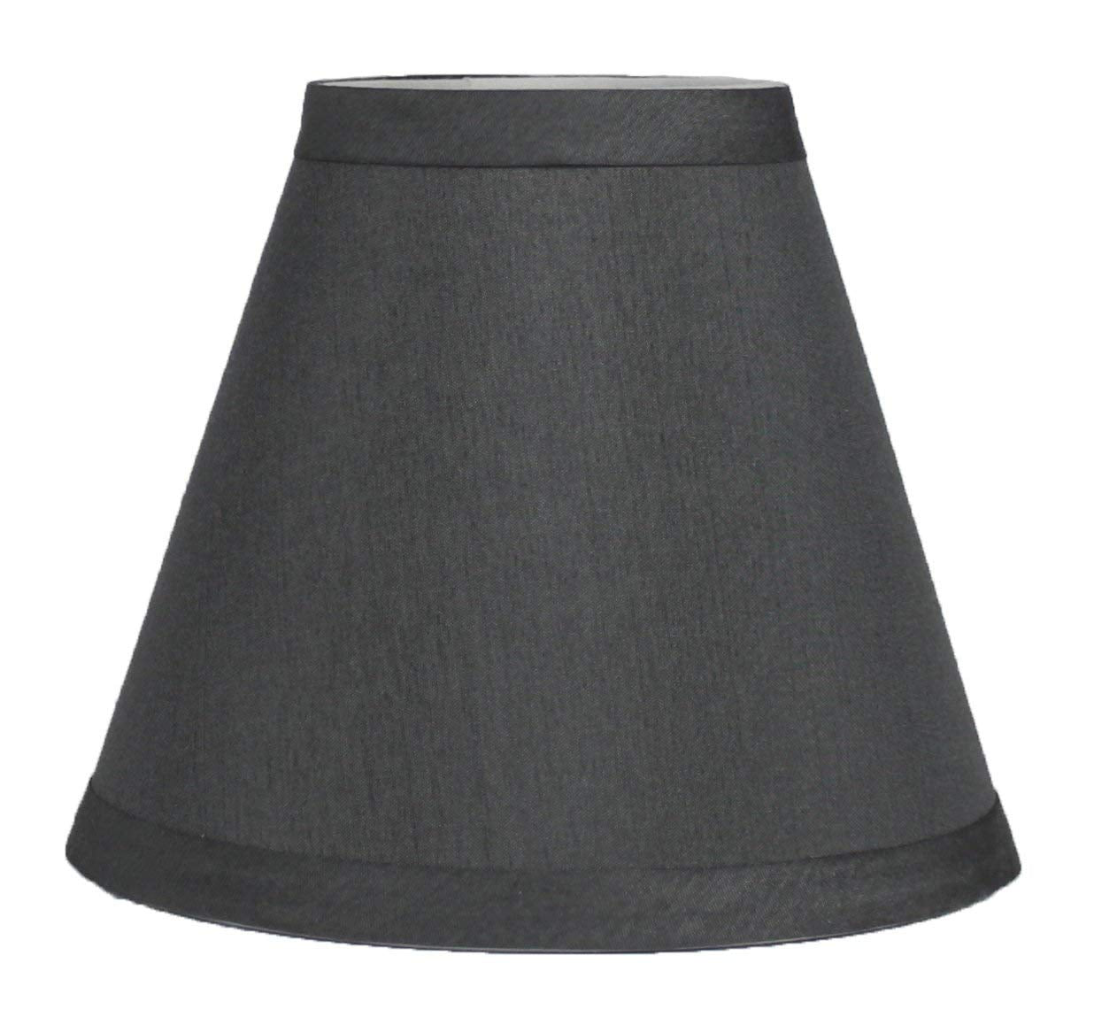 Urbanest Hardback Chandelier Lamp Shade, Clip-on