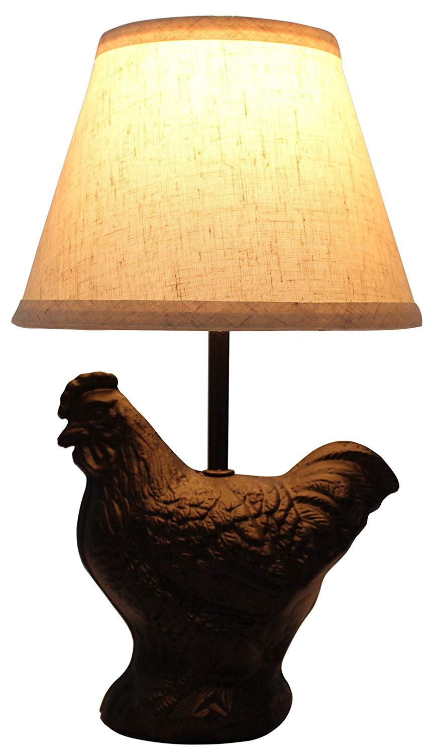 Urbanest Barnyard Mini Accent Lamp with Shade