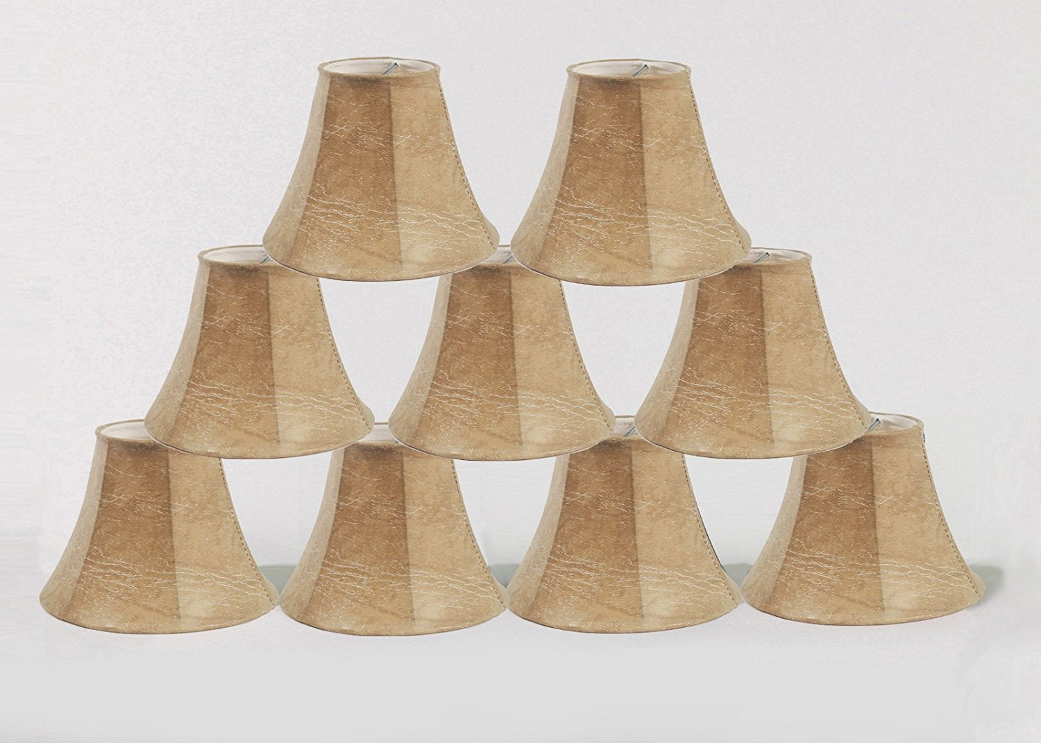 Faux Leather Chandelier Mini Lamp Shade 5 Quot And 6 Quot Sizes