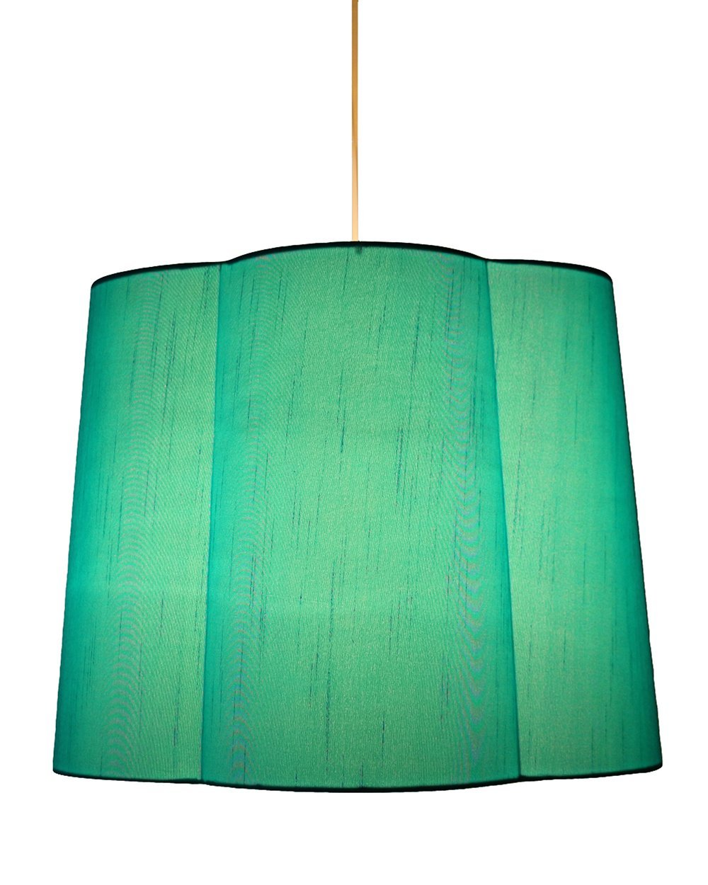 Imani Shade Pendant With Hanging Light Kit 8 Colors