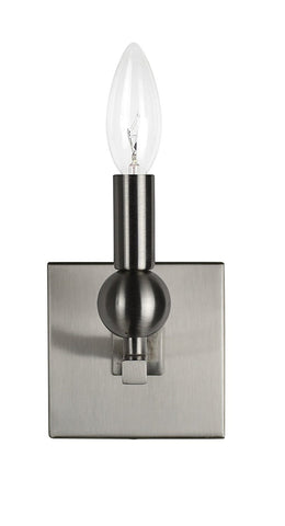 Zio Wall Sconce with Single Bulb (Hardwired)