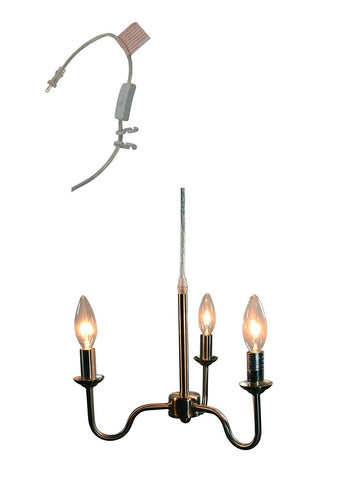 Shire Portable Chandelier