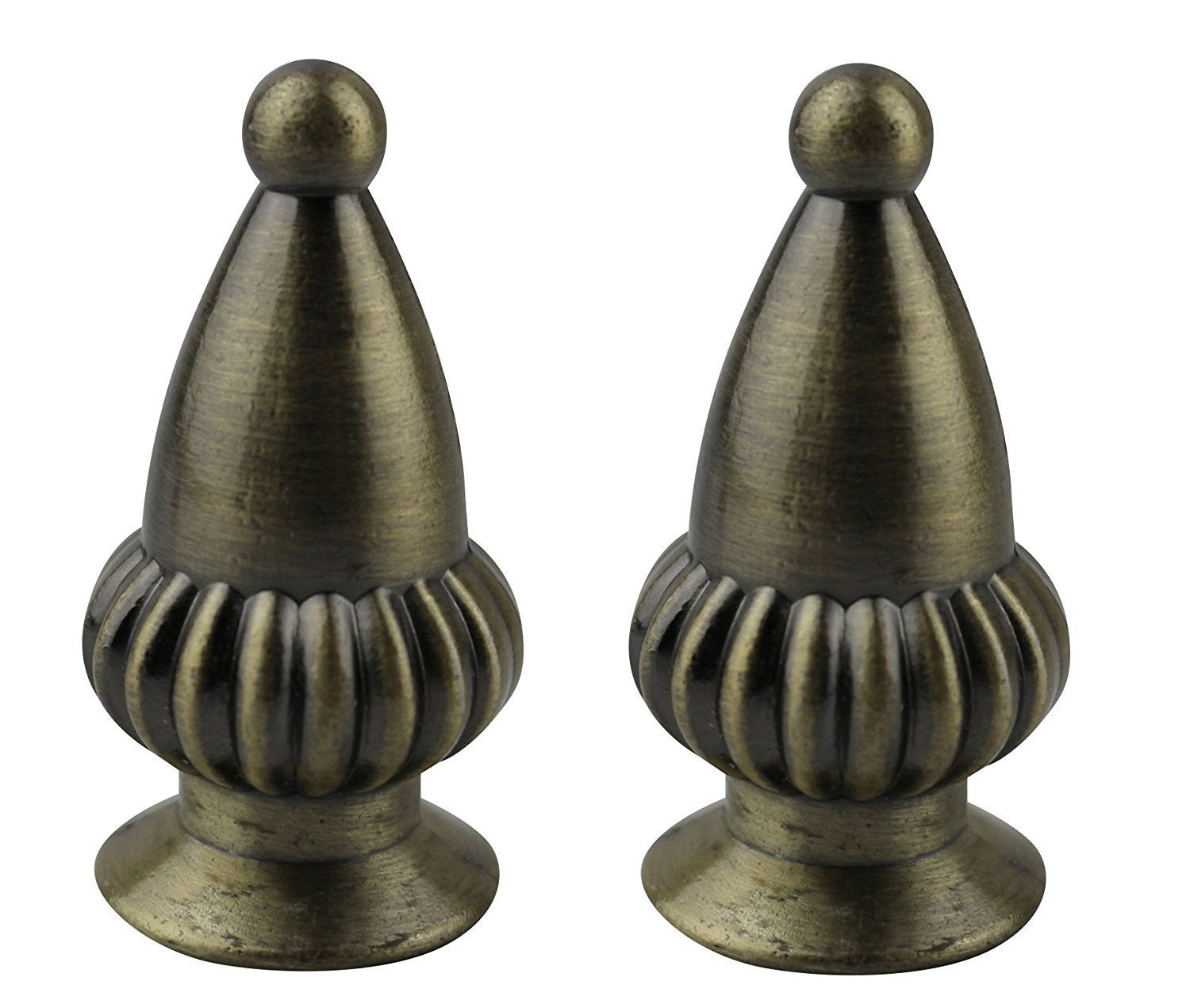 Acorn Lamp Finial, 1 7/8-inch Tall
