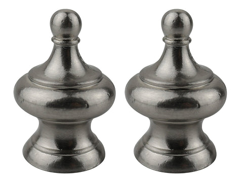 Worsley Lamp Finial - 3 Finishes