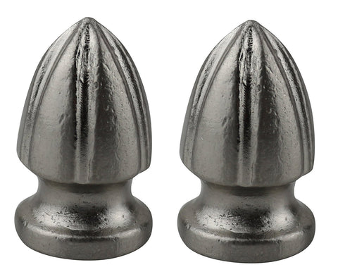 Wilton Lamp Finial - 3 Finishes