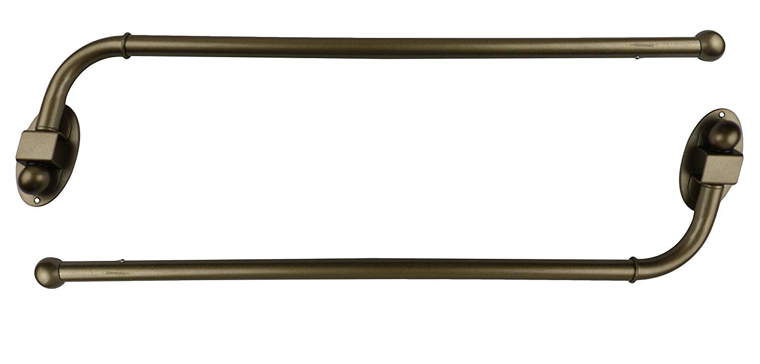 Urbanest Swing Arm Rod, 3/4-inch Diameter, 14-inch to 24-inch