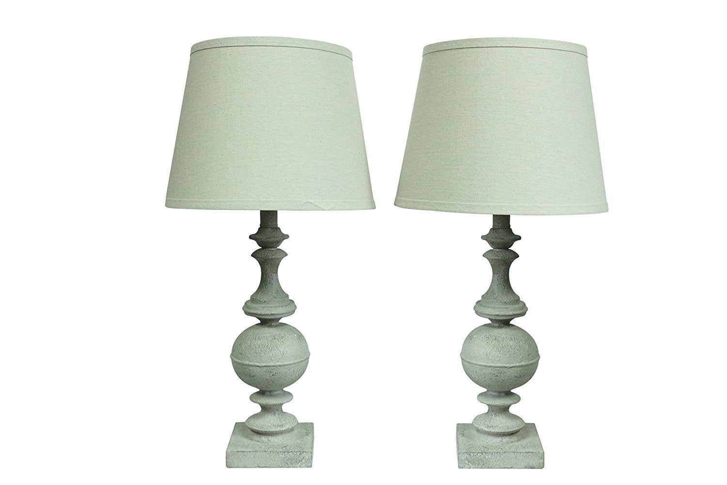 Set of 2 Norville Table Lamps with Shades