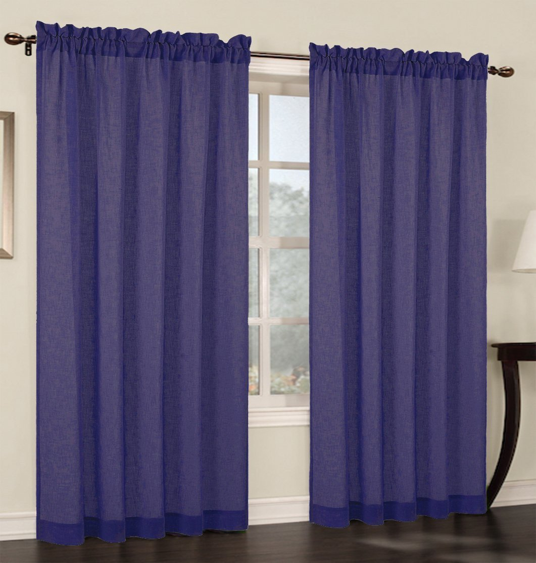 strata terrys voile panel purple curtains delivery panels fabrics plum uk products curtain