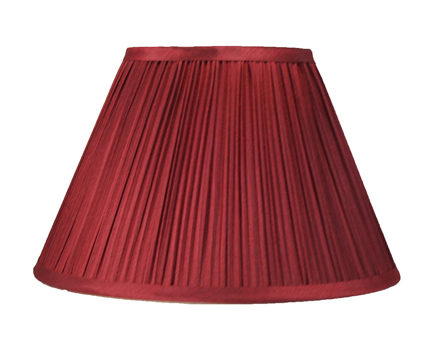 Mushroom pleated softback 16 inch faux silk lamp shade 5 colors mushroom pleated softback 16 inch faux silk lamp shade 5 colors aloadofball Gallery