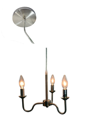 Shire Hardwire Chandelier