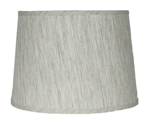 French Linen Drum 14 Inch Lamp Shade   7 Colors