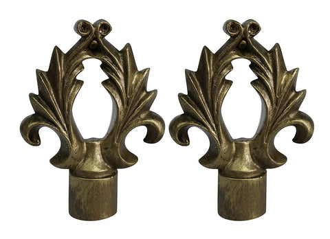 Calvinia Lamp Finial - 4 Finishes