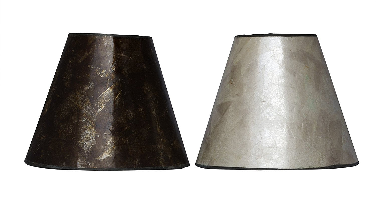 Mica 6 Inch Chandelier Lamp Shade 2 Colors Urbanest