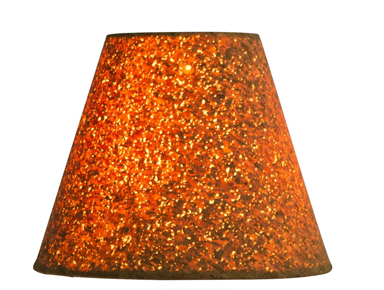 Cork 6-inch Chandelier Lamp Shade
