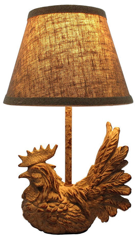Barnyard Mini Accent Lamp with Shade