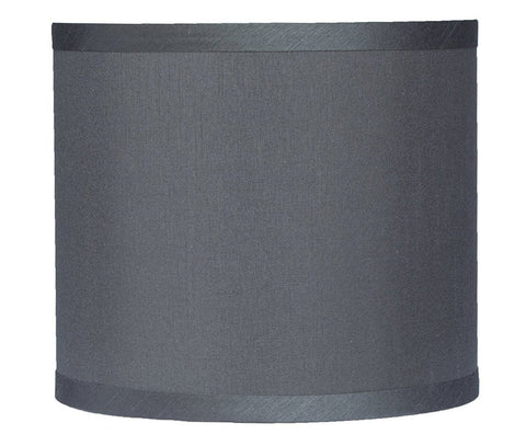 Lamp shades urbanest faux silk 8 inch drum lampshade 7 colors aloadofball Choice Image