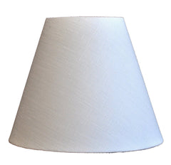 Linen 6-inch Chandelier Lamp Shades - 6 Colors