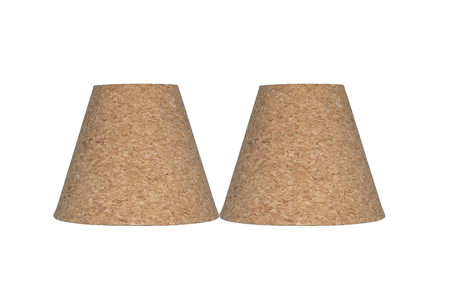 Cork 6 inch chandelier lamp shade urbanest cork 6 inch chandelier lamp shade aloadofball Images