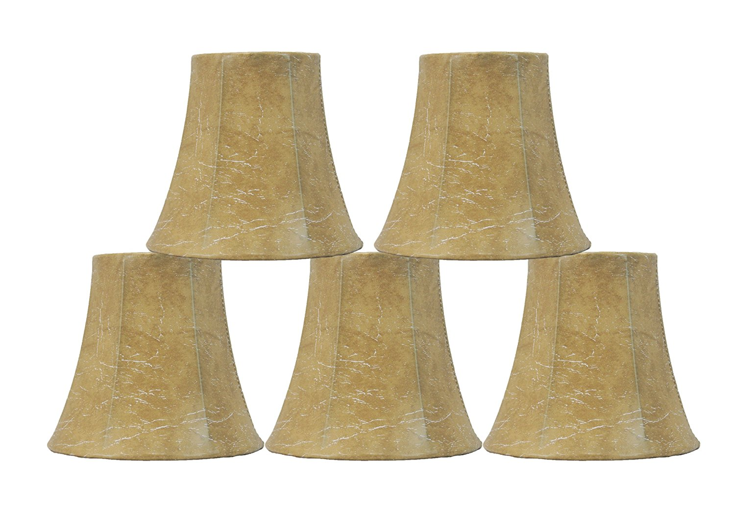 Faux Leather Chandelier Mini Lamp Shade 5 And 6 Sizes Urbanest