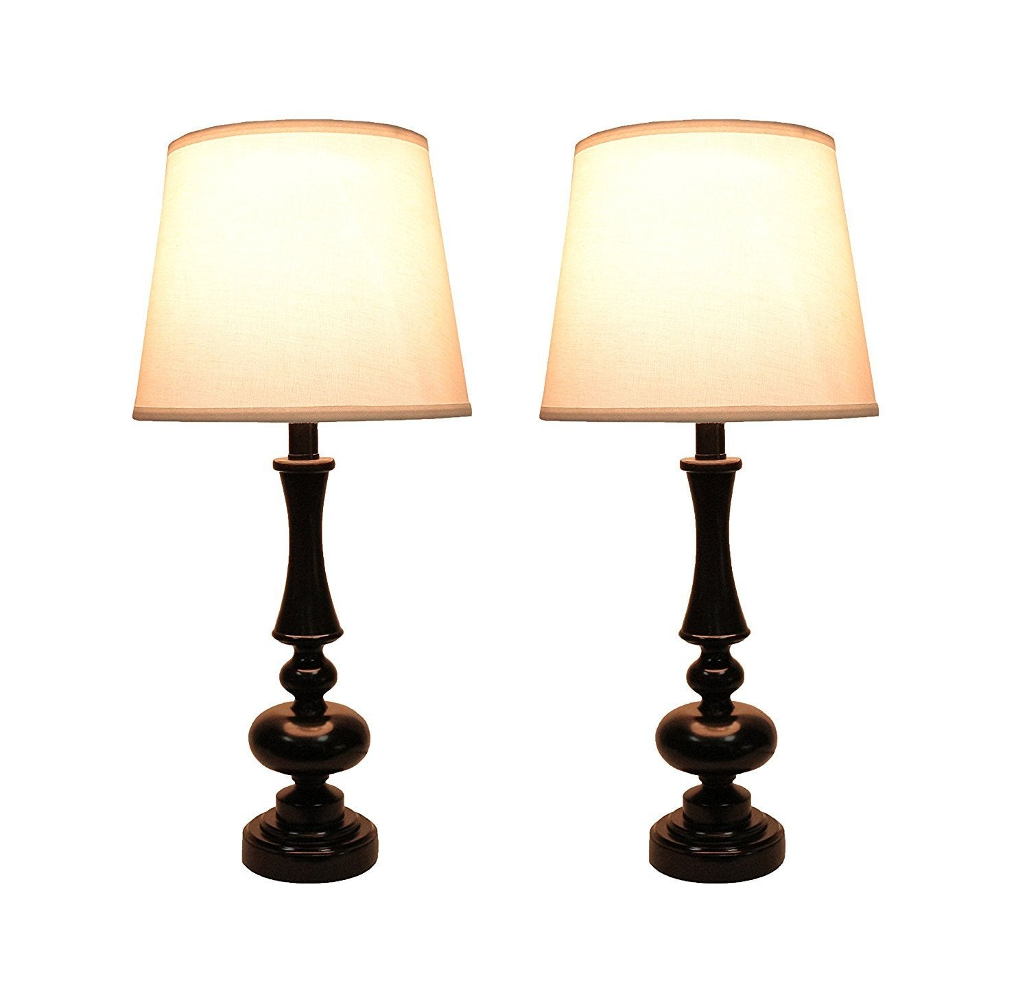 Set of 2 Nouvel Table Lamps