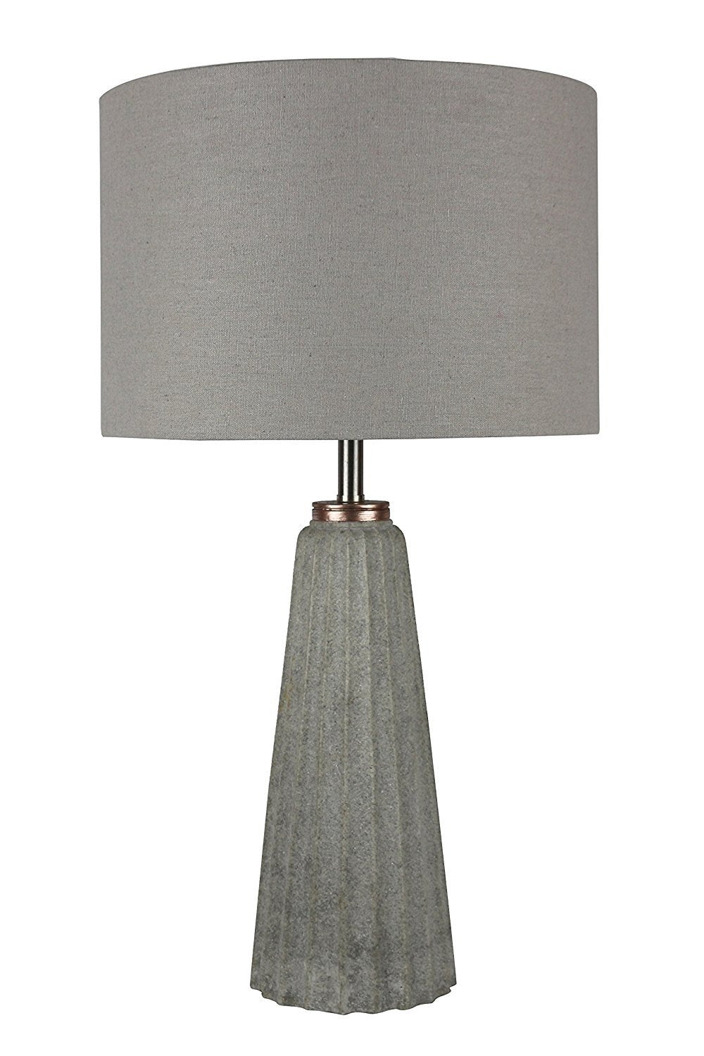 Gesso Table Lamp