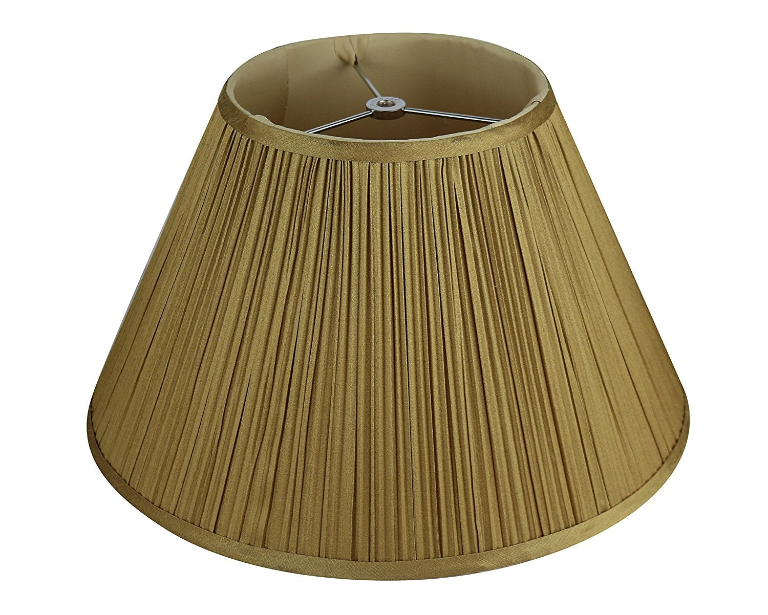 silk lamp oval beige pleated shades shade or pro w white side cream