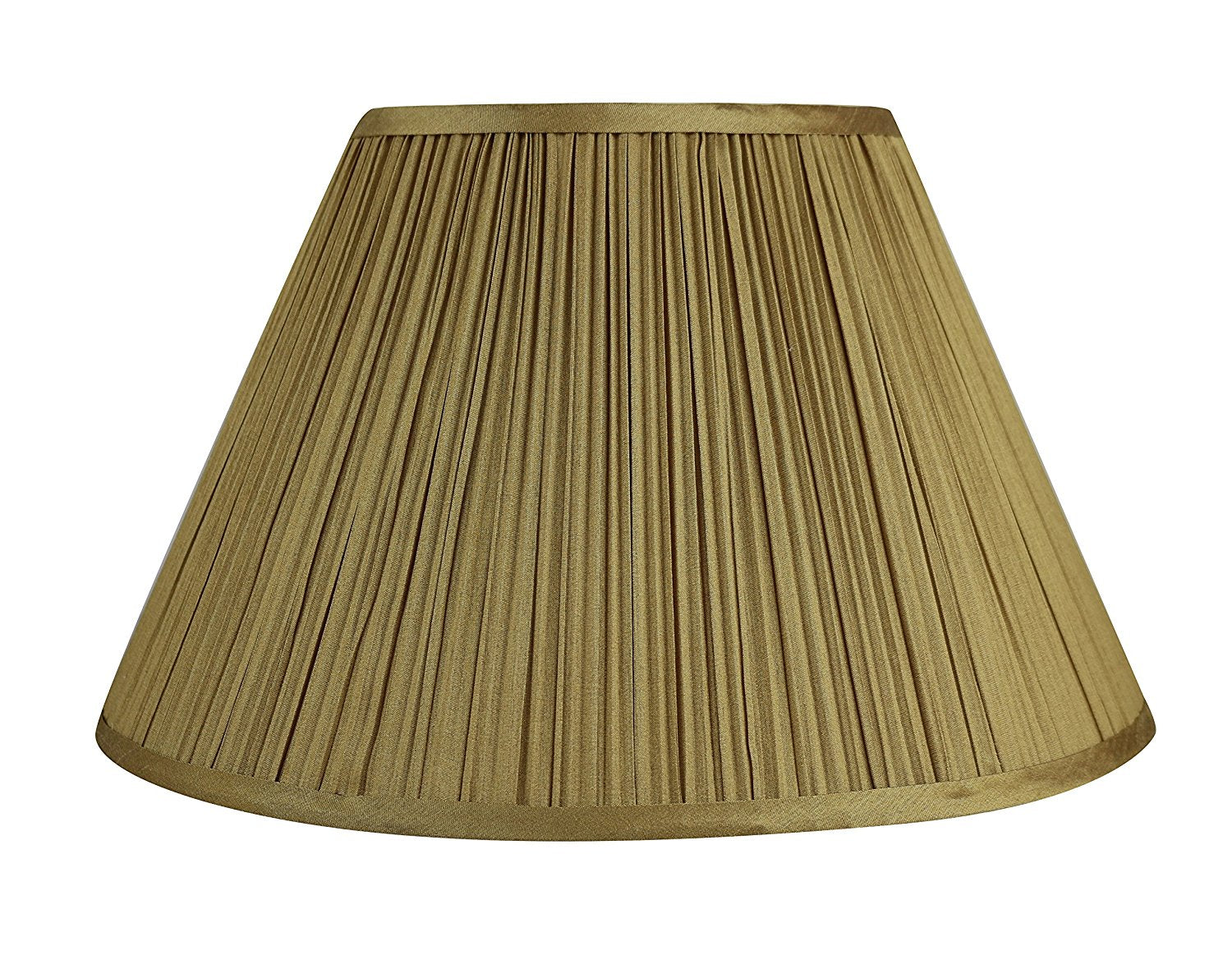 Mushroom pleated softback 16 inch faux silk lamp shade 5 colors mushroom pleated softback 16 inch faux silk lamp shade 5 colors aloadofball
