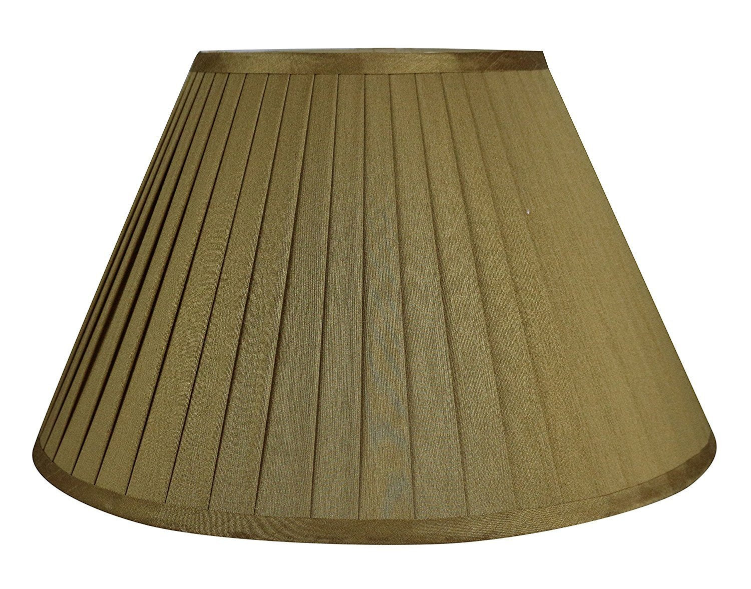Softback faux silk empire side pleat 16 inch lamp shade 4 colors softback faux silk empire side pleat 16 inch lamp shade 4 colors aloadofball Gallery