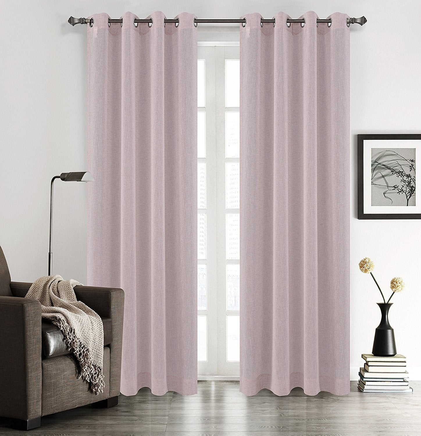 in panels house inspiration tips fresh applied curtain your cozy to sheer curtains ideas taupe