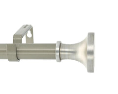 "Sidra 1"" Diameter Adjustable Curtain Rod"