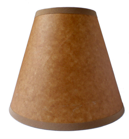 Oil Paper 6-inch Chandelier Lamp Shade