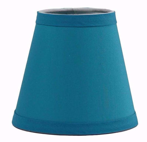 Cotton 5-inch Chandelier Lamp Shade - 10 Colors